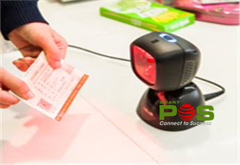 Đầu đọc mã vạch 2D Honeywell Youjie HF600 đa hướng để bàn- hình ảnh 1