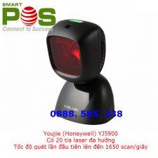 Đầu đọc Mã Vạch đa Tia Youjie YJ5900 Laser (Honeywell)