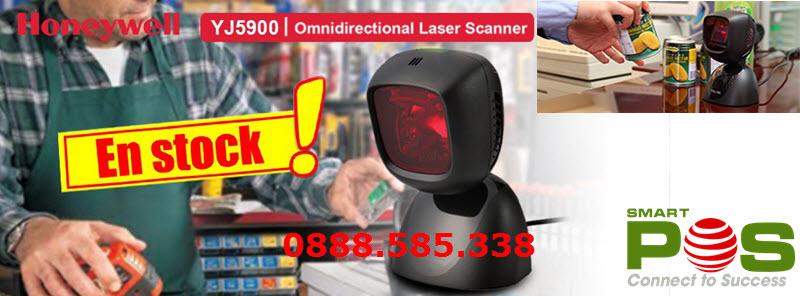 Đầu đọc mã vạch đa tia Youjie YJ5900 Laser (Honeywell) - Hình ảnh 5