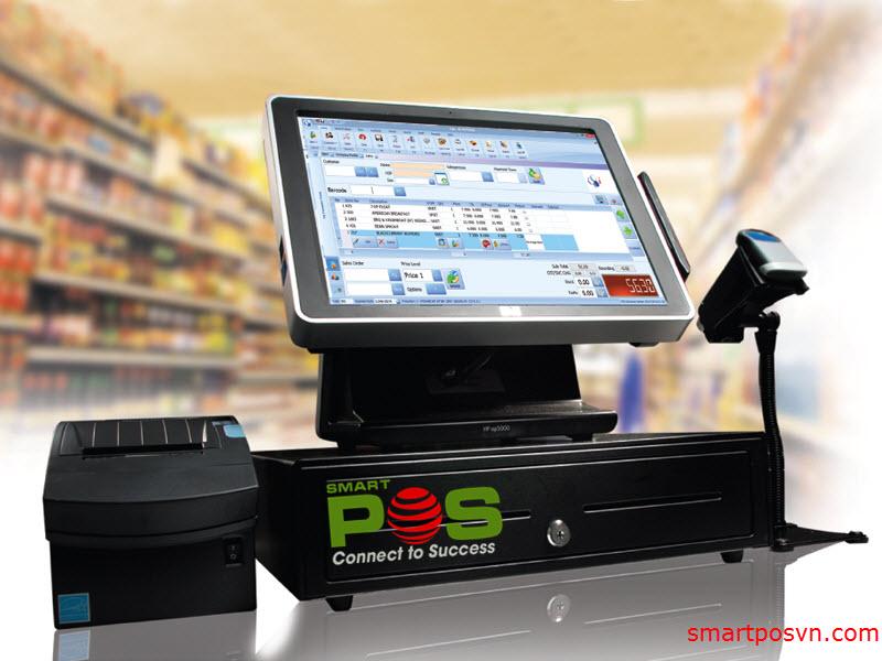 Để quản lý cửa hàng tạp hoá, siêu thị hiệu quả cần những thiết bị gì?- HA1