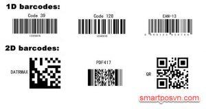 Hiểu thế nào về mã vạch 1D và 2D, ứng dụng của chúng trong bán lẻ? - HA1