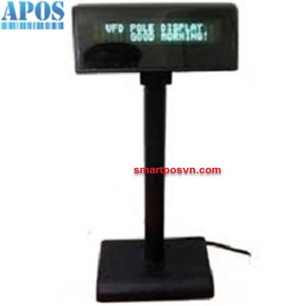 Màn hình hiện giá bán APOS - A8 (USB) giá rẻ-HA2