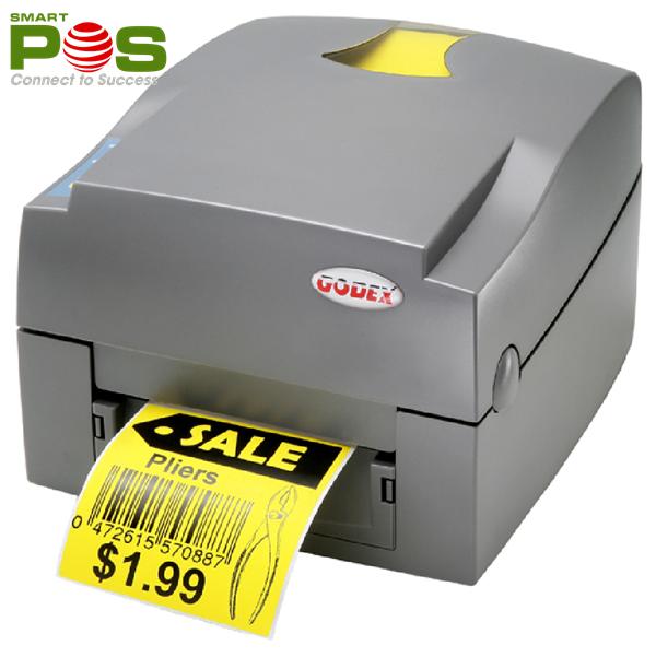 Máy in tem mã vạch Godex G500 giá rẻ in mọi chất liệu - HA2