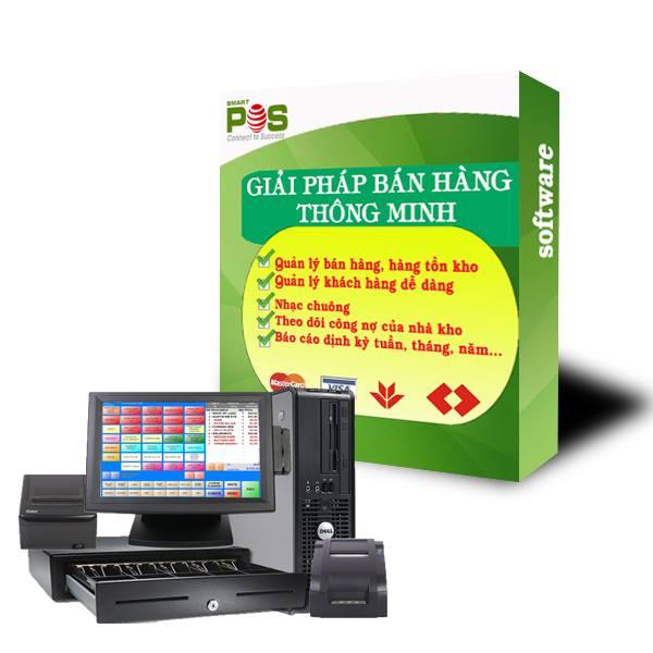 Phần mềm quản lý bán hàng cho shop